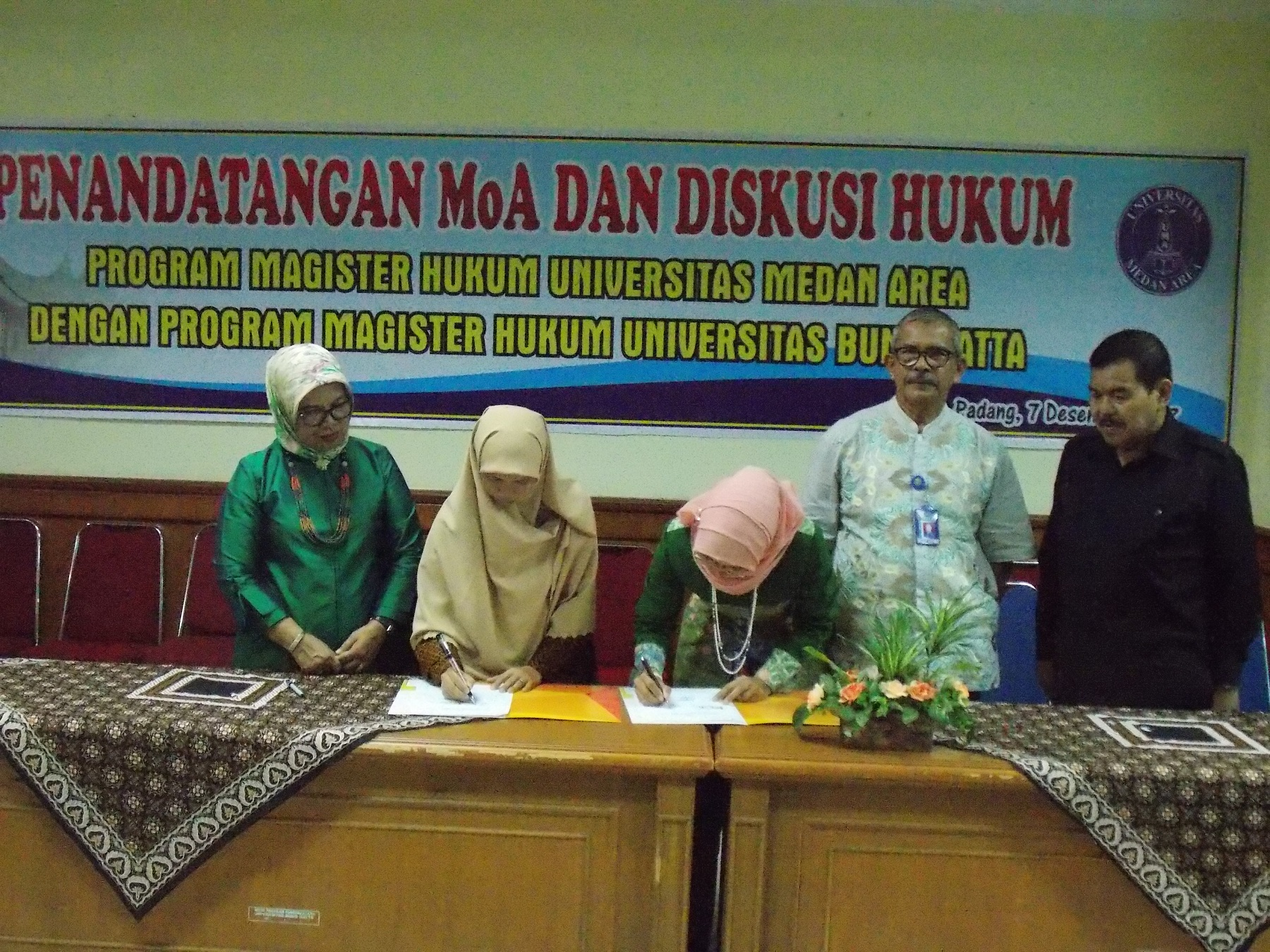 Program Pascasarjana Uma Laksanakan Penandatanganan Mou Di Sumatera Barat Magister Ilmu Administrasi Publik Universitas Medan Area Prodi Magister Ilmu Administrasi Publik Terbaik Di Sumut